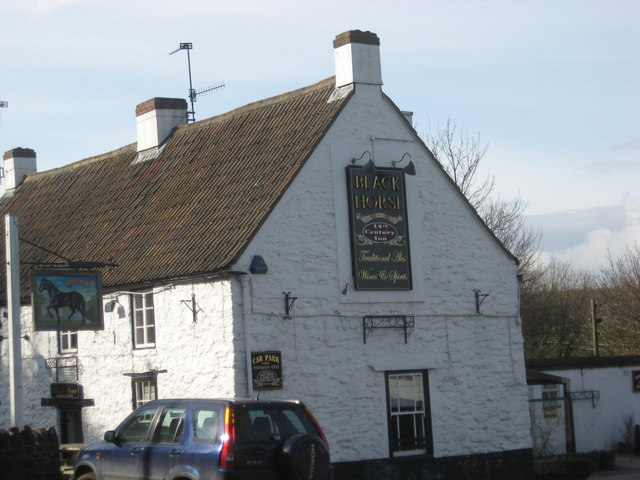 The Black Horse Inn, Clapton-in-Gordano