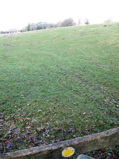 Footpath near Bagnaum