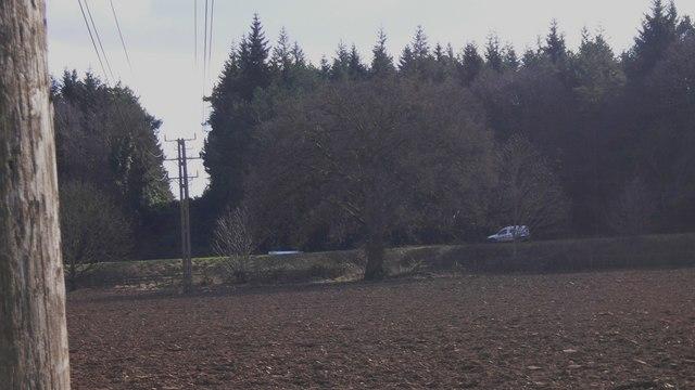 A272 near Midhurst