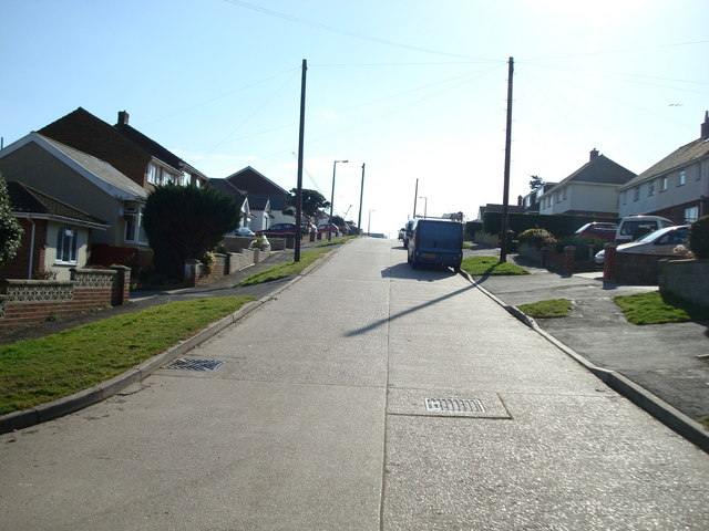Cissbury Avenue, Peacehaven, East Sussex