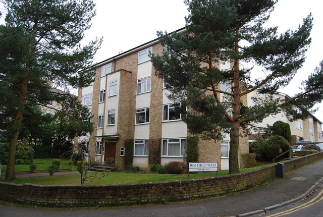 Arundel House, Rosehill Walk