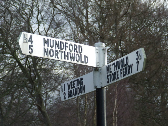 Half  And Four To Mundford