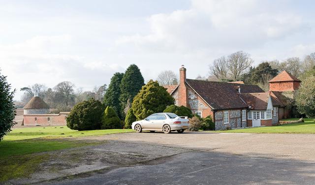 Laverdene (estate office), Longwood