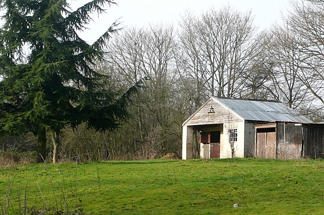 Stable north of the Enborne