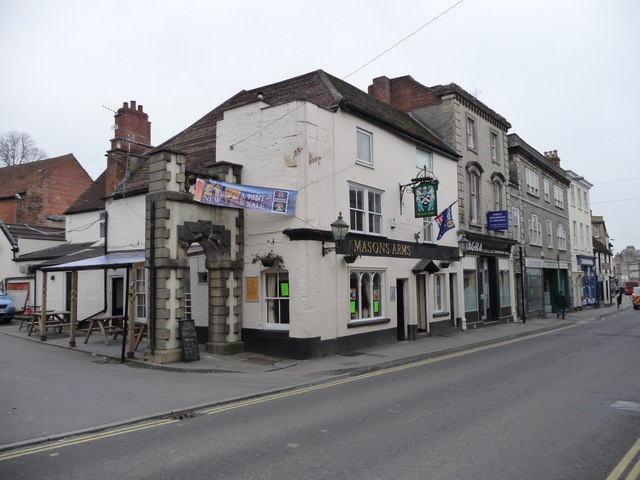 Warminster - The Masons Arms