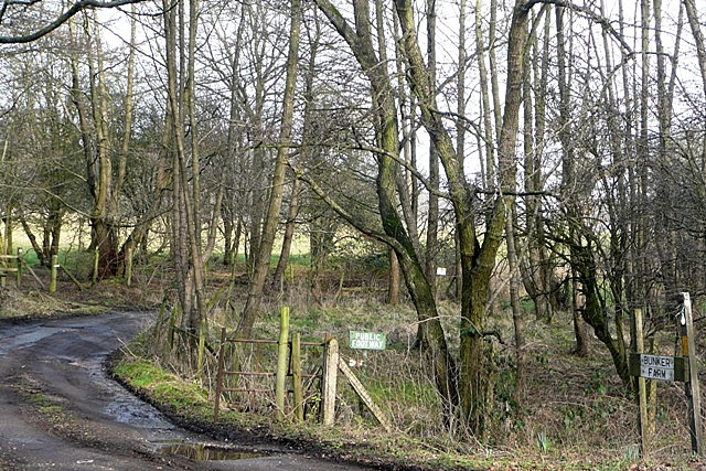 Footpath to Greenham Common
