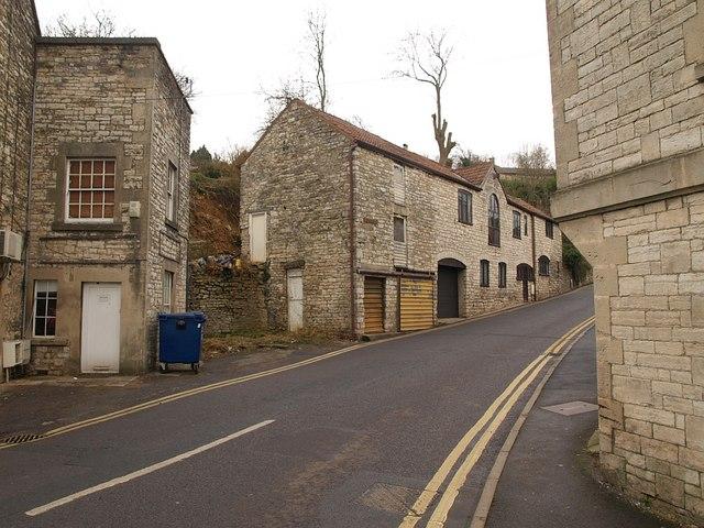 Bath Old Road, Radstock