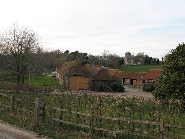Barns at Thakeham Place
