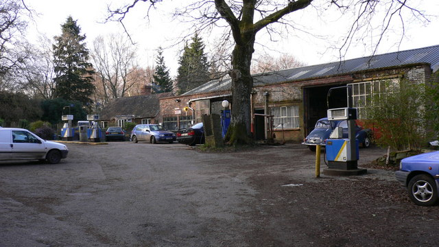 Trotton Gate Garage