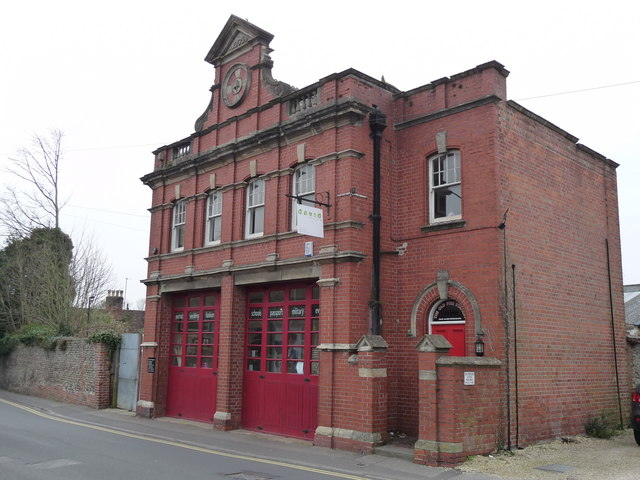 Warminster - Old Fire Station