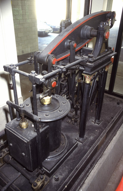 Stothert & Pitt beam engine, Bath University