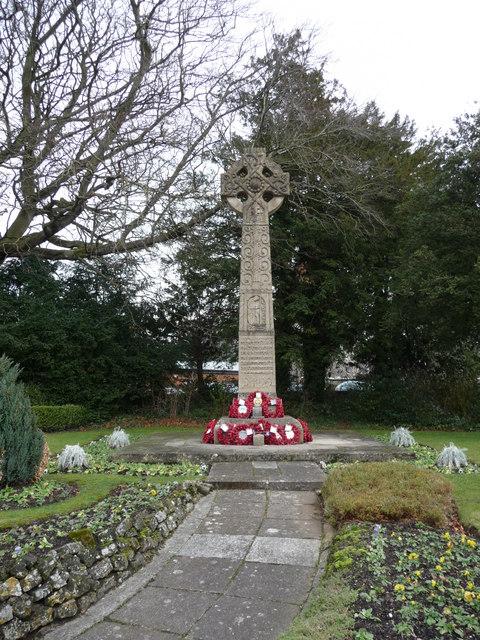 Warminster - War Memorial