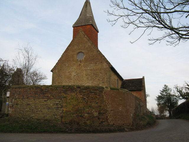 Warminghurst church