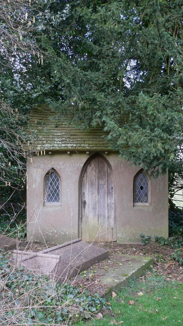 A most unusual privy