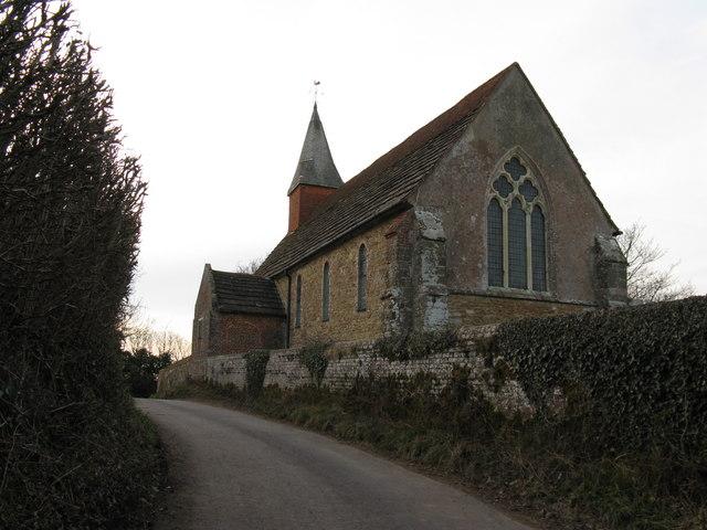 The Holy Sepulchre Church Warminghurst