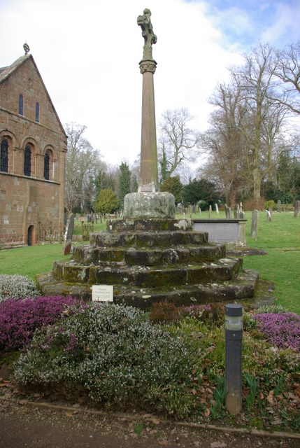 Wayside Preaching Cross, Berkswell