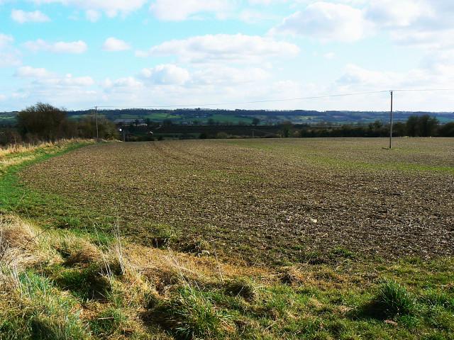 Farmland near Goatacre