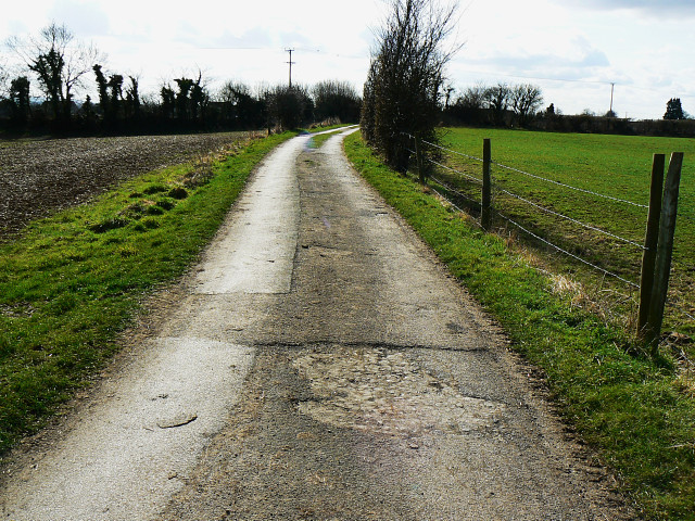 Footpath to Goatacre