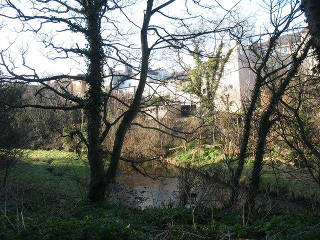 Afon Wygyr at Nant y Dyfrgi