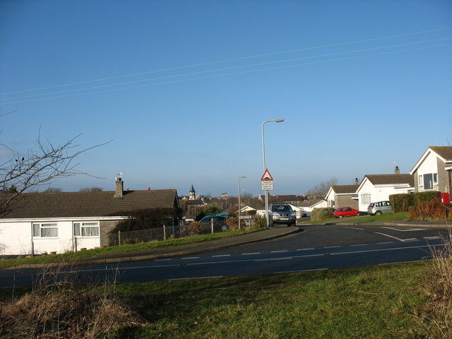 Bungalows on the Gwelfor Estate, Cemaes