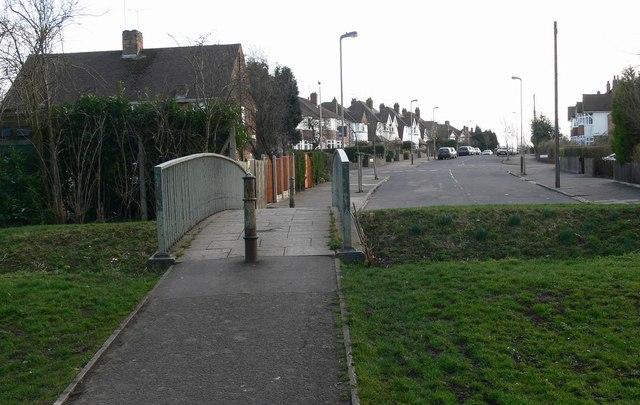 Kingsmead Road, Knighton