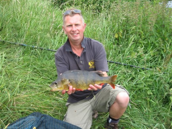 A big perch at Bear Mead