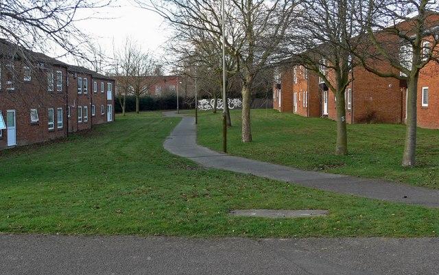Pendlebury Drive flats