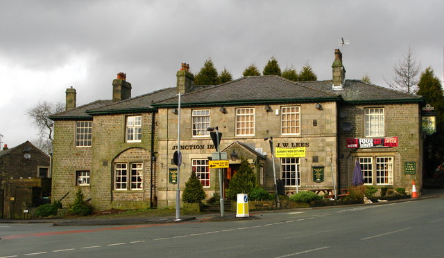 Junction Inn at Denshaw