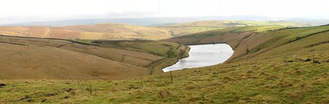 Crook Gate Reservoir
