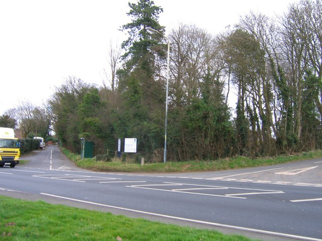 Road Junction, Dodderhill A38