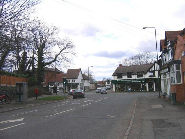 Crossroads, Droitwich Spa