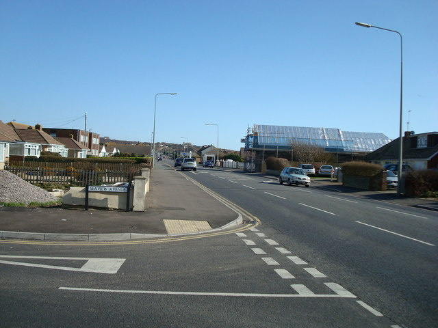 South Coast Road (A259), Peacehaven, East Sussex
