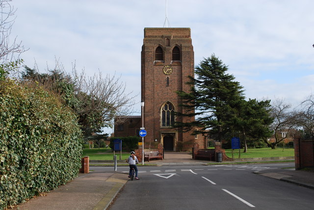 St Augustines church