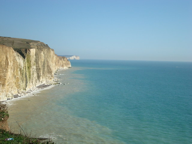 Friars' Bay, Peacehaven, East Sussex