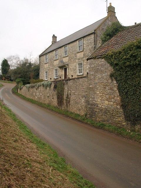 Shoscombe Farmhouse