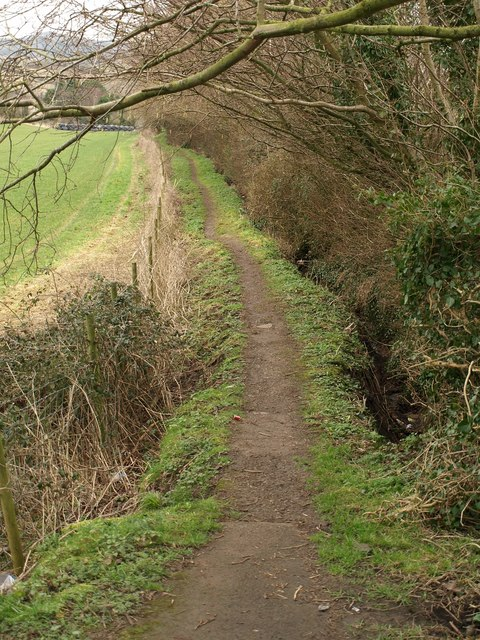 Footpath to Shoscombe