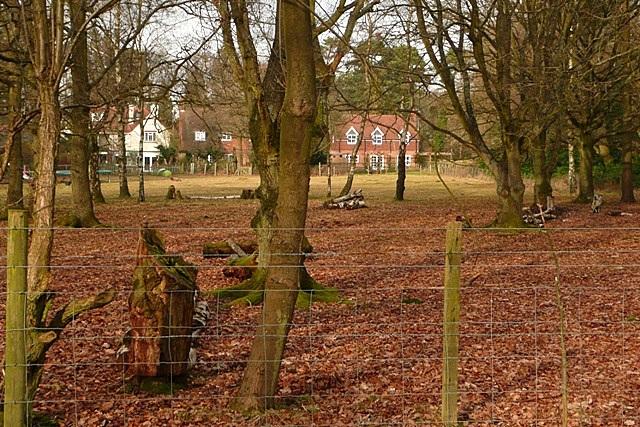 Houses at Greenham