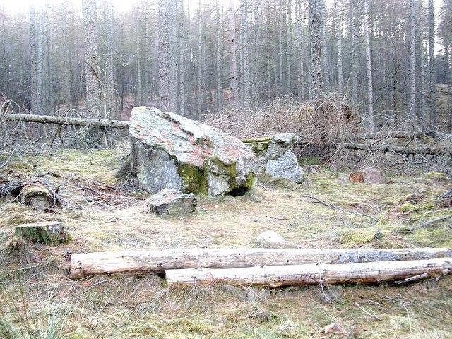 Warlock's Stone, Craiglash