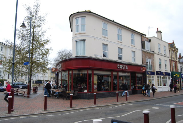 Costa Coffee, Fiveways, Tunbridge Wells