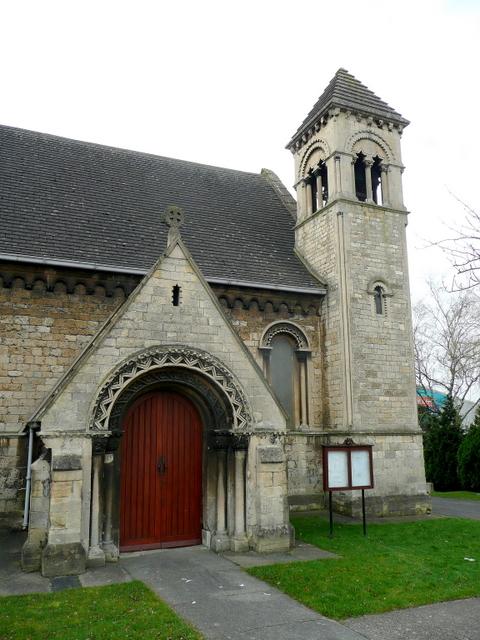 St. Peter's church, Cheltenham
