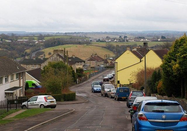 Woodborough Road, Tyning