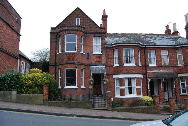 Victorian Housing, Grosvenor Park