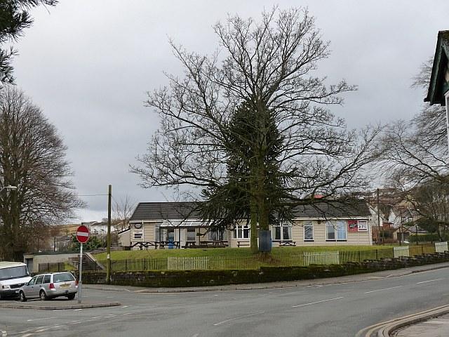 Tredegar Rugby Football Club headquarters, Park Hill