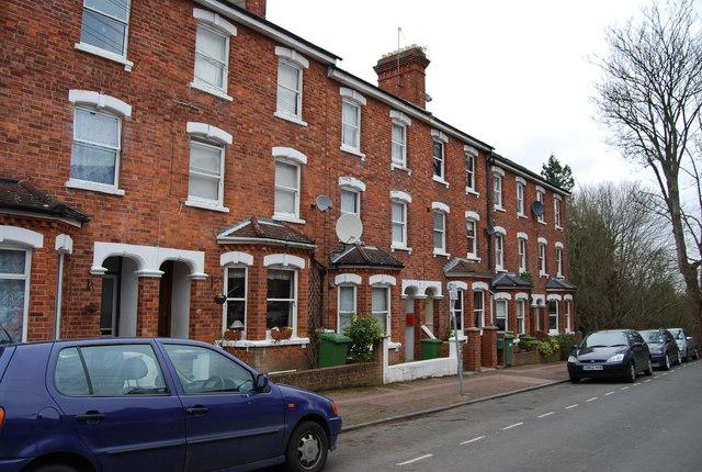 Victorian Terraces, Grosvenor Park