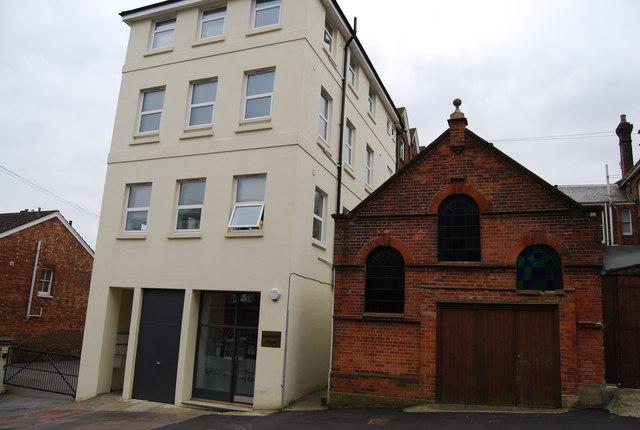Grosvenor House & Old Chapel, Grosvenor Park