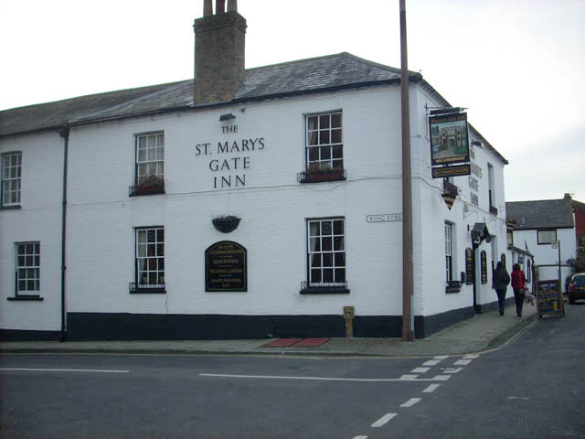 The St Marys Gate Inn