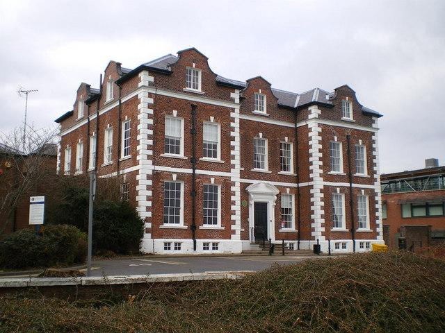 Priorslee Hall