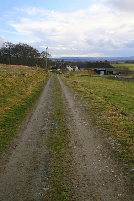 Track, Glenley