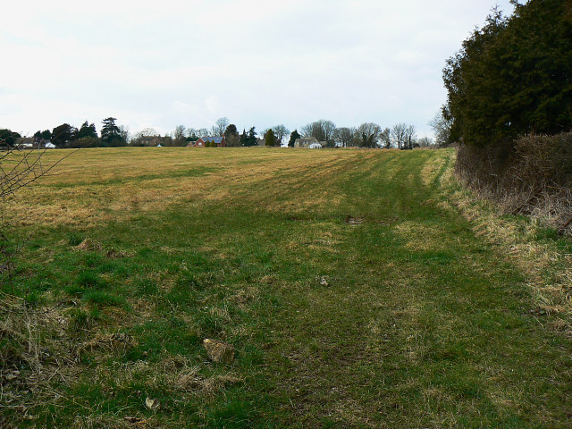 Farmland east of Tockenham