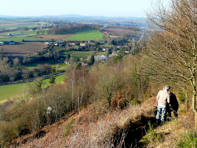Descending Coppet Hill 1